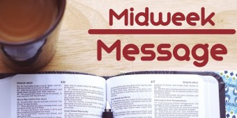 Midweek Message Banner