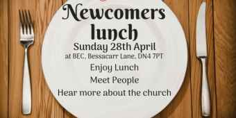Newcomers Lunch 28th April '19